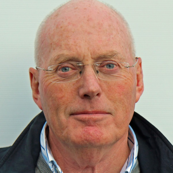 Frank Larkin, Media Officer - Old Crescent RFC