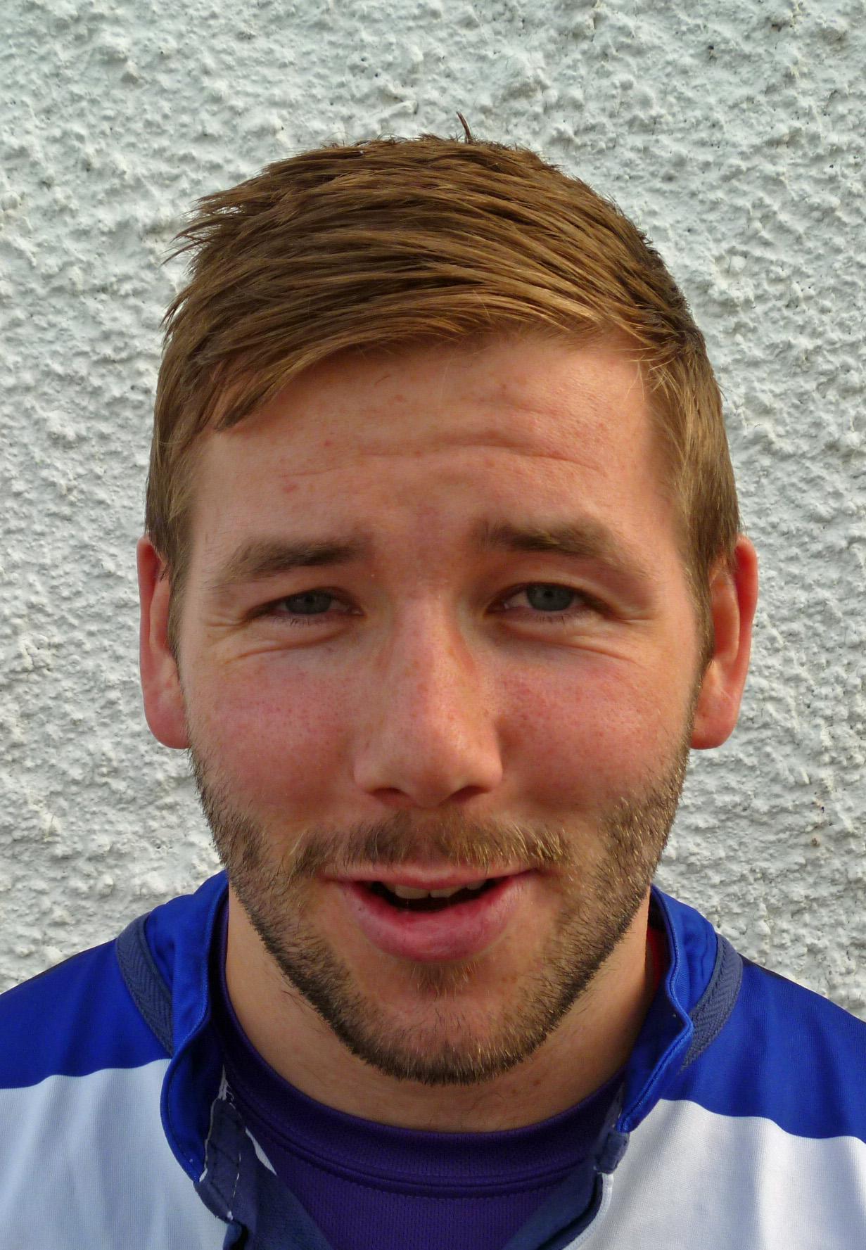 Gareth Quinn McDonagh - Old Crescent RFC