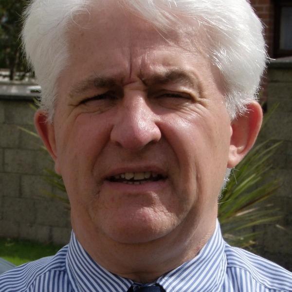 Pat Liston, Club Registrar, Old Crescent RFC