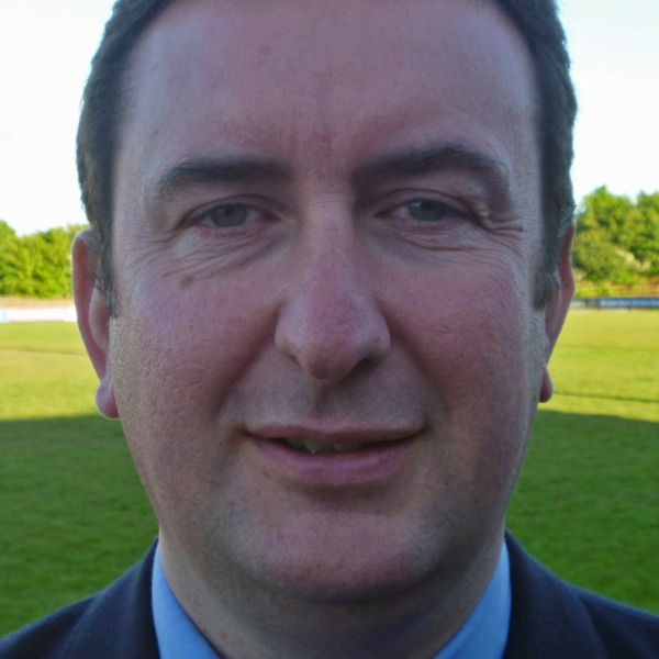 Paul Donnellan, Hon Secretary, Old Crescent RFC